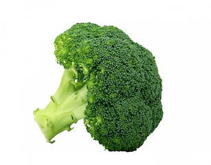 broccoli-isolated-on-white